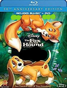 Fox and the Hound Digital Copy Download Code Disney VUDU HD HDX
