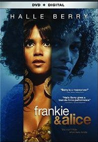 Frankie & Alice Digital Copy Download Code UV Ultra Violet VUDU SD