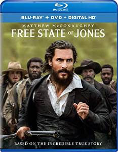 Free State of Jones Digital Copy Download Code iTunes HD