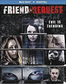Friend Request Digital Copy Download Code Ultra Violet UV VUDU HD HDX