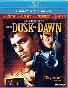 From Dusk Till Dawn Digital Copy Download Code VUDU HD HDX