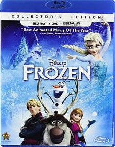 Frozen Digital Copy Download Code Disney Google Play HD