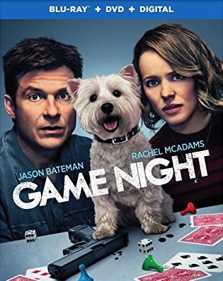 Game Night Digital Copy Download Code  MA VUDU iTunes HD HDX