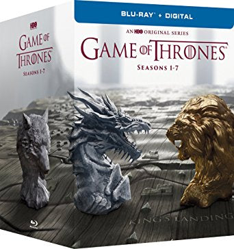 Game of Thrones Season 1-7 Digital Copy Download Code iTunes HD
