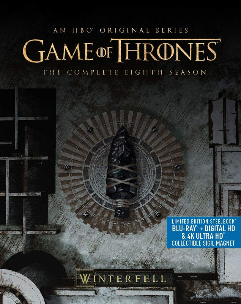 Game of Thrones Season 8 Digital Copy Download Code iTunes HD