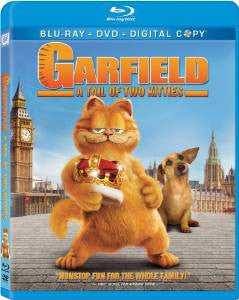 Garfield A Tail of Two Kitties Digital Copy Download Code VUDU HD HDX