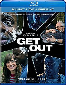 Get Out Digital Copy Download Code iTunes HD