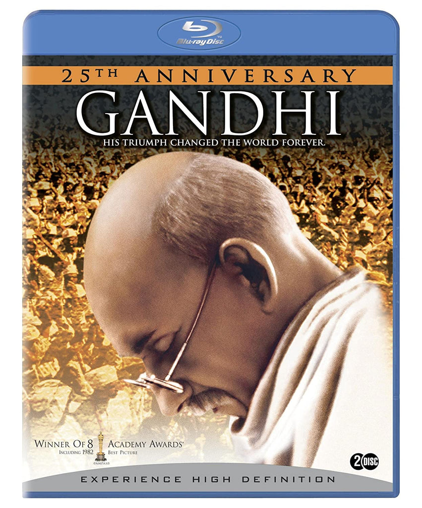 Ghandi Digtial Copy Download Code VUDU 4K