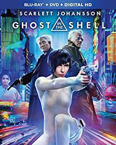 Ghost in the Shell Digital Copy Download Code VUDU HD HDX