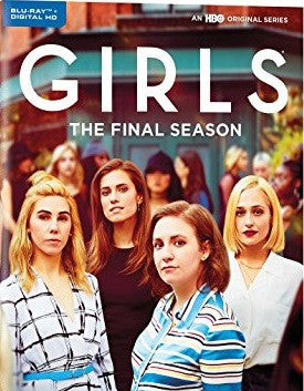Girls Season 6 Digital Copy Download Code iTunes HD