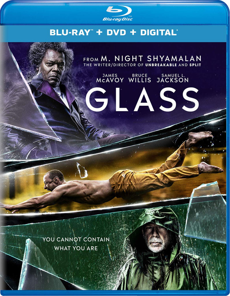 Glass Digital Copy Download Code MA VUDU iTunes HD HDX