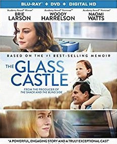 Glass Castle Digital Copy Download Code Ultra Violet UV VUDU iTunes HD HDX