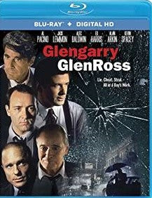 Glengarry Glenross Digital Copy Download Code UV Ultra Violet VUDU HD HDX