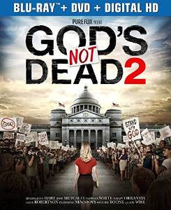 God's Not Dead 2 Digital Copy Download Code UV Ultra Violet VUDU HD HDX