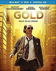 Gold Digital Copy Download Code iTunes HD