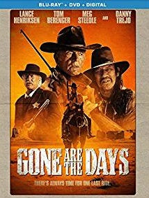 Gone Are the Days Digital Copy Download Code VUDU HDX
