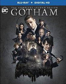 Gotham Season 2 Digital Copy Download Code MA VUDU iTunes HD HDX