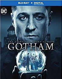 Gotham Season 3 Digital Copy Download Code MA VUDU iTunes HD HDX