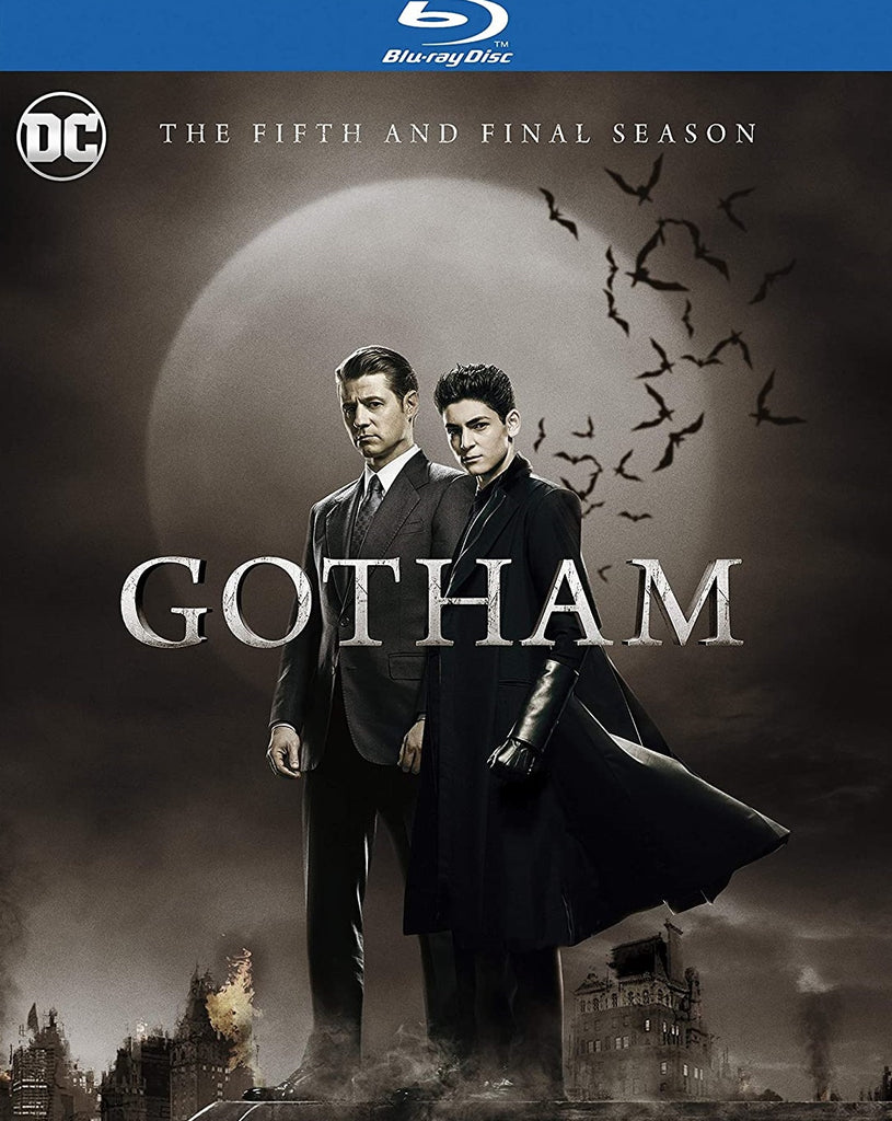 Gotham Season 5 Digital Copy Download Code MA VUDU iTunes HD HDX