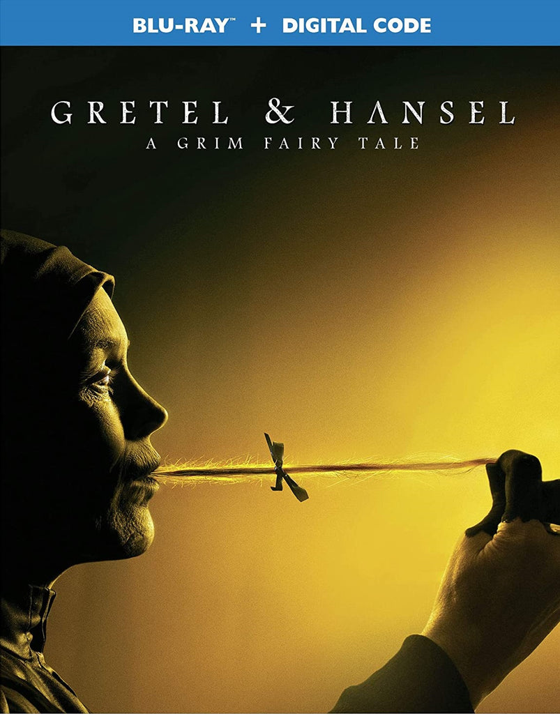 Gretel and Hansel Digital Copy Download Code MA VUDU iTunes HD HDX