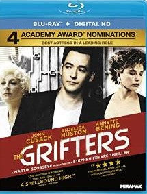 Grifters Digital Copy Download Code UV Ultra Violet VUDU HD HDX