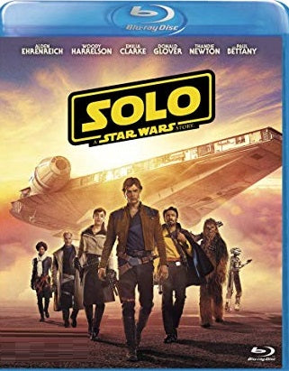 Solo: A Star Wars Story Digital Copy Download Code Disney VUDU HD HDX
