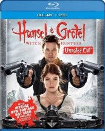 Hansel And Gretel Witch Hunters Unrated Digital Copy Download Code UV Ultra Violet VUDU HD HDX