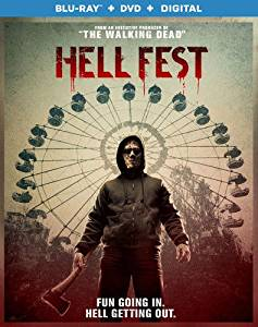 Hell Fest Digital Copy Download Code iTunes HD
