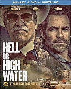 Hell or High Water Digital Copy Download Code iTunes HD