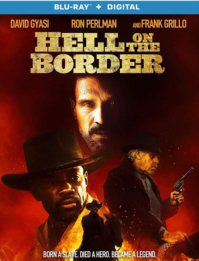 Hell on the Border Digital Copy Download Code VUDU HDX