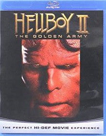 Hellboy II: The Golden Army Digital Copy Download Code UV Ultra Violet VUDU HD HDX