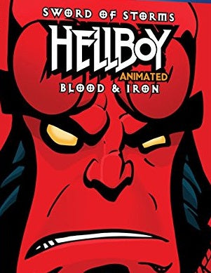 Hellboy Animated Double Feature Digital Copy Download Code Vudu 4K