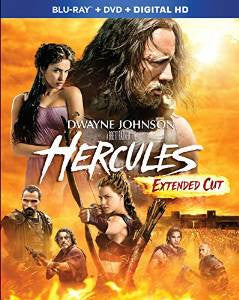 Hercules Digital Copy Download Code iTunes 4K