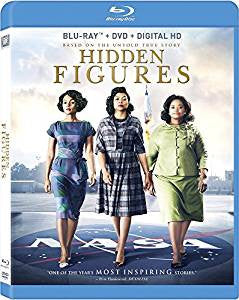 Hidden Figures Digital Copy Download Code MA VUDU iTunes HD HDX