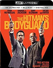 Hitman's Bodyguard Digital Copy Download Code MA VUDU iTunes 4K