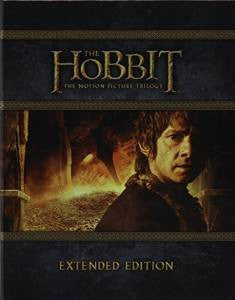Hobbit Trilogy Extended Edition Digital Copy Download Code UV Ultra Violet VUDU iTunes HD HDX
