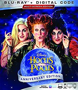 Hocus Pocus Digital Copy Download Code Disney Movies Anywhere VUDU iTunes HD HDX