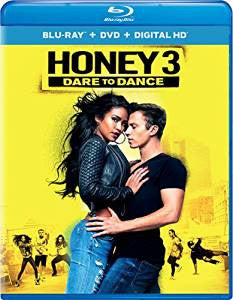 Honey 3: Dare to Dance Digital Copy Download Code iTunes HD