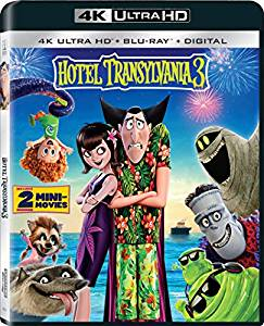 Hotel Transylvania 3 Digital Copy Download Code MA VUDU iTunes 4K