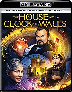 House with all the Clocks in its Walls Digital Copy Download Code MA VUDU iTunes 4K