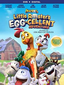 Huevos: Little Rooster's Egg-Cellent Adventure Digital Copy Download Code UV Ultra Violet VUDU SD