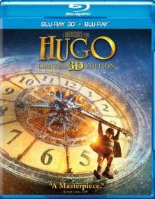 Hugo Digital Copy Download Code iTunes HD