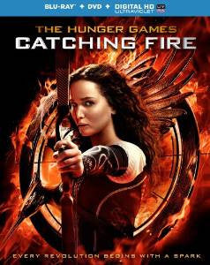 Hunger Games Catching Fire Digital Copy Download Code iTunes HD