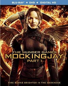 Hunger Games MockingJay Part 1 Digital Copy Download Code iTunes HD 4K