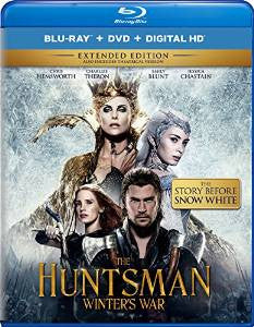 Huntsman: Winter's War Extended Edition Digital Copy Download Code iTunes HD