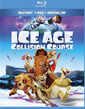 Ice Age Collision Course Digital Copy Download Code VUDU iTunes HD HDX