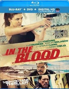 In The Blood Digital Copy Download Code UV Ultra Violet VUDU HD HDX