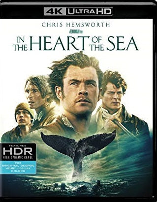 In the Heart of the Sea Digital Copy Download Code 4K