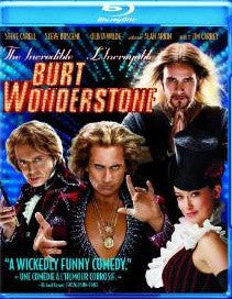 Incredible Burt Wonderstone Digital Copy Download Code UV Ultra Violet VUDU HD HDX