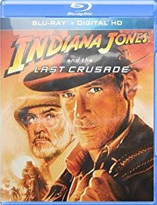 Indiana Jones and the Last Crusade Digital Copy Download Code iTunes HD